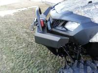 Pioneer 700 Front Bumper / Brush Guard with Winch Mount